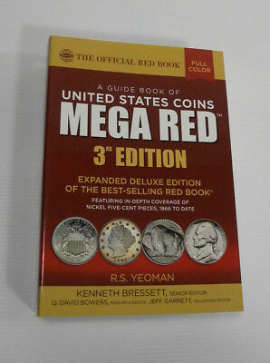 Whitman Mega Red Guide Book of United States Coins 3rd Edition by R.S. Yeoman