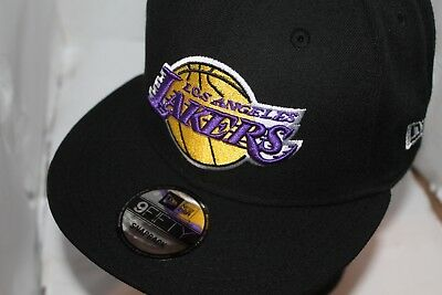 ... czech los angeles lakers new era nba basic solid 9fiftysnapbackcaphat  31.99 b15a1 a1958 784636f69231