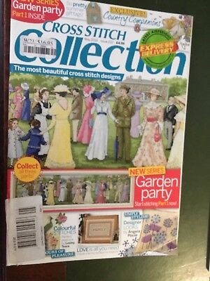 Cross stitch Collection Magazine May 2013 Issue 122