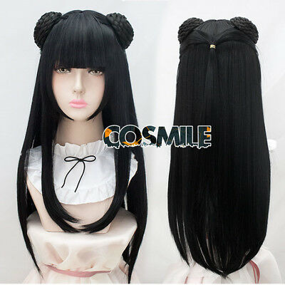 Grandmaster of Demonic Cultivation Jiang Yanli Cosplay Hair Wig Girl Sa