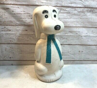 Rare Vintage 1960 Rocky Friend Mr. Peabody The Dog Bank #1350 1-86