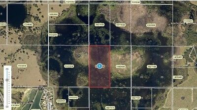 20 ACRES Groveland, FL, HI BID GETS DEED, Selling regardless of Price, ABSOLUTE