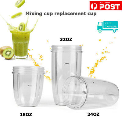 600W/900W Universal Replacement Parts for Nutribullet Blender Cups Mug Cup
