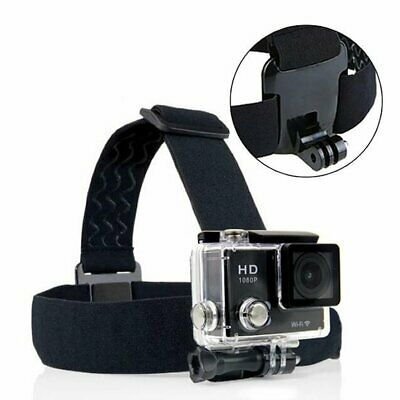 Elastic Head Band Strap Belt For GoPro Hero 7 6 5 4 3+ 3 2 1 DJI OSMO Action