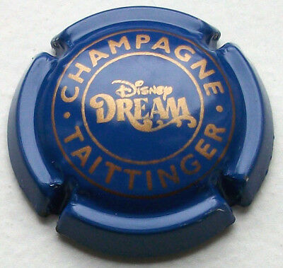 Capsule de Champagne TAITTINGER  Cuvée Disney Dream