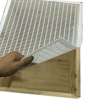 Frame Beekeeping Queen Bee Excluder Trapping Grid Net Equipment Tools 51cmx41cm