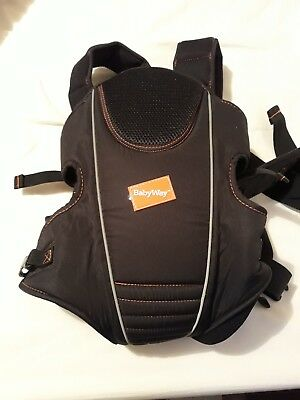 db121284175 BABYWAY 3 IN 1 BABY CARRIER HARNESS SLING - £1.50