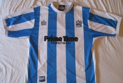 Shirt Camiseta Maglia Trikot HUDDERSFIELD TOWN  Admiral Billy Smith Edition