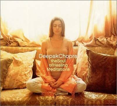 The Soul of Healing Meditations by Chopra, Deepak