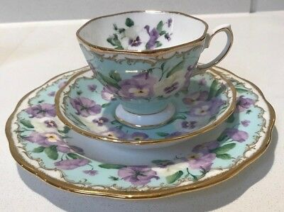 Royal Albert - Tea Trio