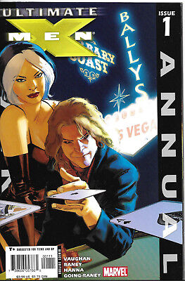 Ultimate X-Men Annual #1 - October 2005