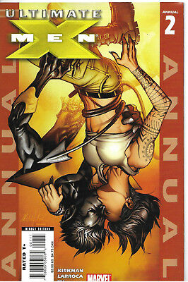 Ultimate X-Men Annual #2 - October 2006
