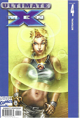 Ultimate X-Men #4 - May 2001