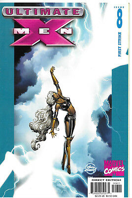 Ultimate X-Men #8 - September 2001