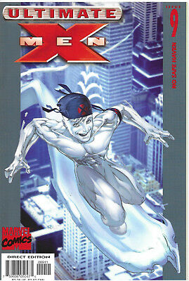 Ultimate X-Men #9 - October 2001