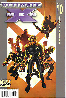 Ultimate X-Men #10 - November 2001