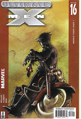Ultimate X-Men #16 - May 2002