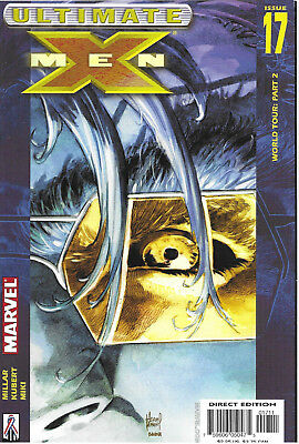 Ultimate X-Men #17 - June 2002