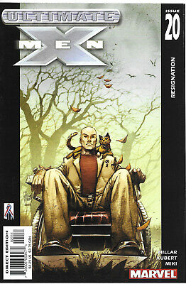 Ultimate X-Men #20 - September 2002