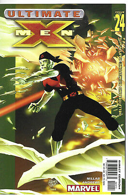 Ultimate X-Men #24 - January 2003