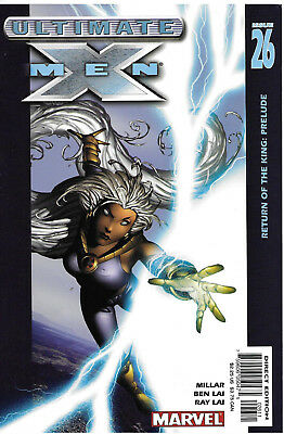 Ultimate X-Men #26 - February 2003