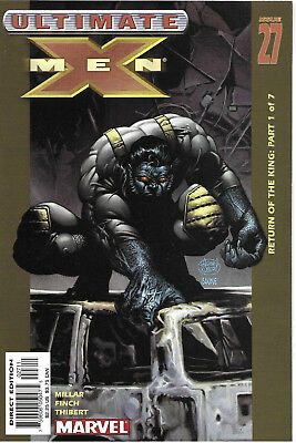 Ultimate X-Men #27 - March 2003