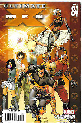 Ultimate X-Men #84 - September 2007
