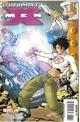 Ultimate X-Men #86 - November 2007