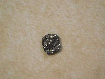 YEHUD Coin 4th century BC, Silver Gerah w/Hebrew letters YHD
