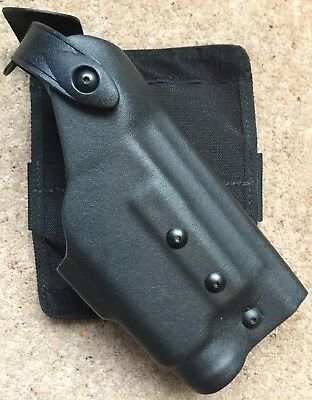 Army Issue Safariland Pistol Holster.sig P226 Leg Paddle Harness.new.