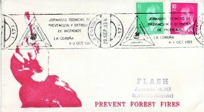 Spain - Prevention of Forest Fires (Flash SC) 1983