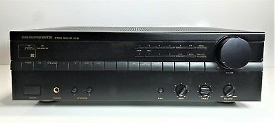 Marantz Sr-50 Am/fm Audio Stereo Receiver | Black | Tested And Working Well
