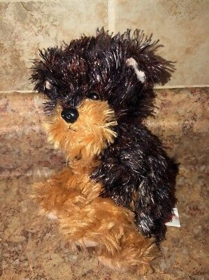b5f24a33218 Ty Tyger The Yorkshire Yorkie Dog Beanie Baby Mint With Mint Tags