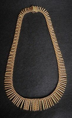Stunning 40g solid 9ct Gold necklace