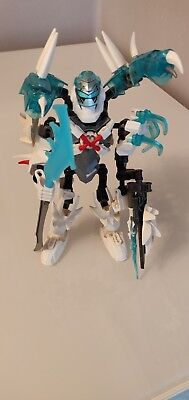 Lego Hero Factory Frost Beast 44011 And Stormer 44010 Very Rare