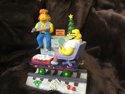 The Simpsons Christmas Express, Holiday Therapy, Excellent Condition