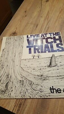 The Fall Live At The Witch Trials A Step Forward Record 1979 1st Press
