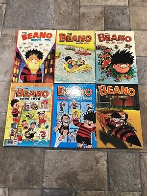 Vintage The Beano Book Joblot - Part 3