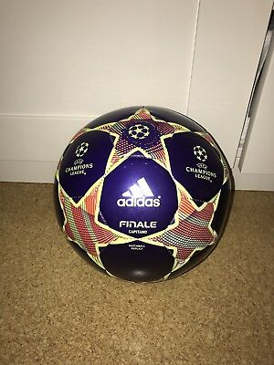 Adidas UEFA Champions League Finale Capitano Matchball Replica- Fußball