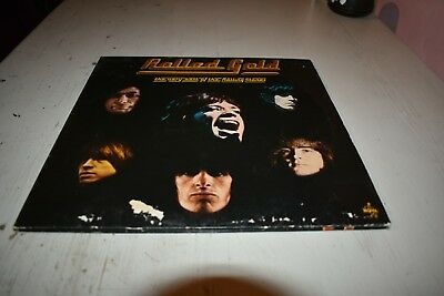 Rolled Gold The Very Best Of The Rolling Stones Doppel LP