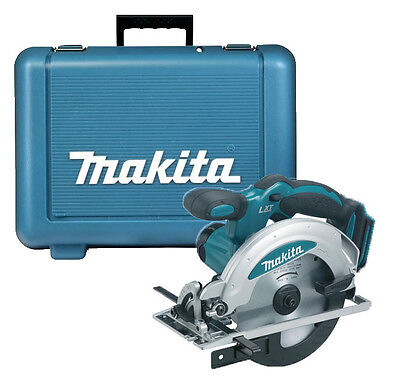 Makita DSS611 18v Circular Saw Body Only Lithium Ion CE plus CARRY CASE