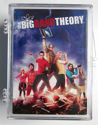 Tradingcard Satz - Set - Big Bang Theory Season 5 - 68 Karten