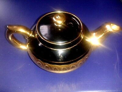 Antique Gibson & Sons Late Sevres Davenport Rare Ltd. Edition Teapot