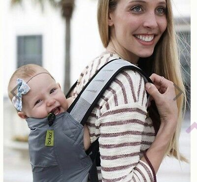 Boba Air light weight baby and toddler carrier - Easy To Store. Excellent Cond.