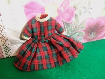 "8"" Vintage American Character Betsy McCall Dress"