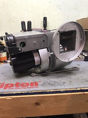TJERNLUND Blower,Induced Draft TJERNLUND HS11520EM