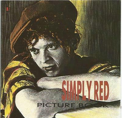 Simply Red - Picture Book CD album