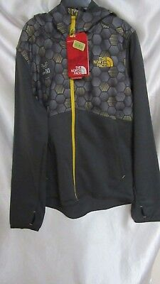 361bfc08e12d THE NORTH FACE Kickin It Hoodie Jacket (Size M   XL) Full Zip Red ...