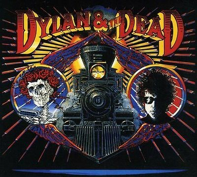 Bob Dylan & the Dead by Grateful Dead Live (CD,Columbia, AAD)