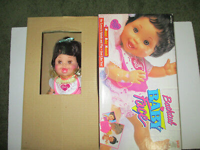 "Galoob Baby Face Doll- Bathtub ""Hannah"" 1991  NRFB New in Box-Never Used"